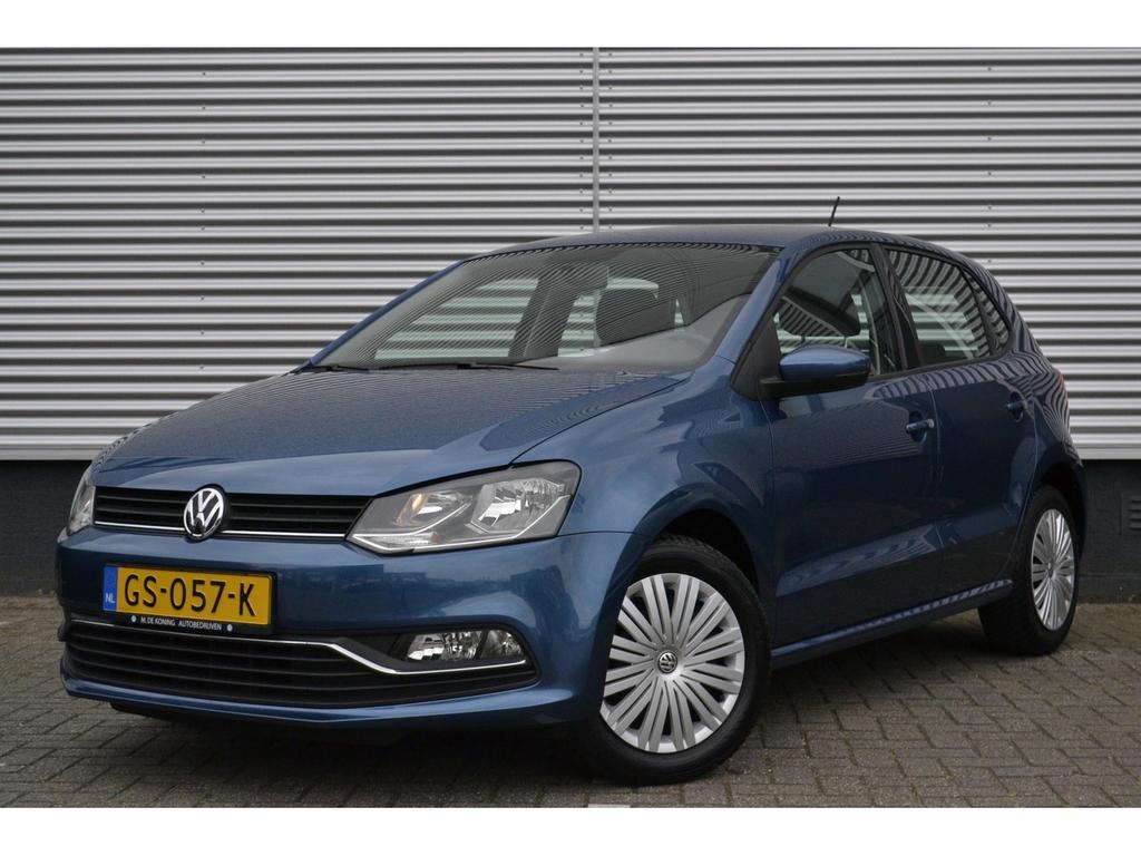 Volkswagen Polo 1.2tsi/90pk comfortline · navigatie · cruise control · airco