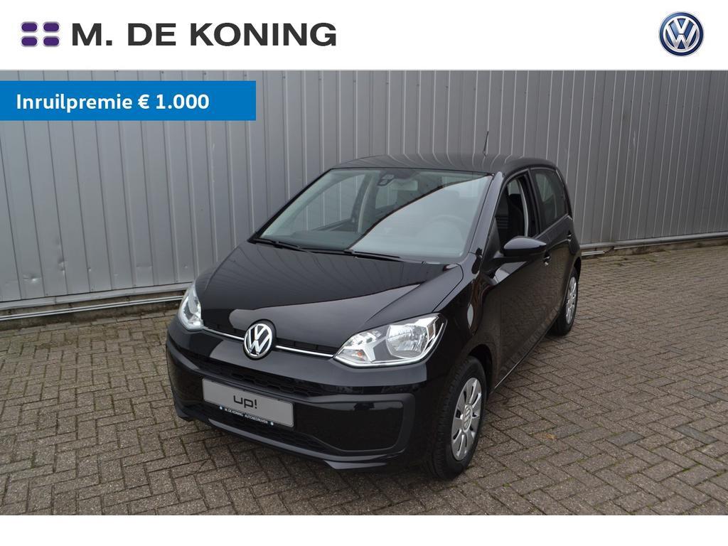 Volkswagen Up! 1.0/60pk move up! · cruise control · dab+ · smartphone integratie