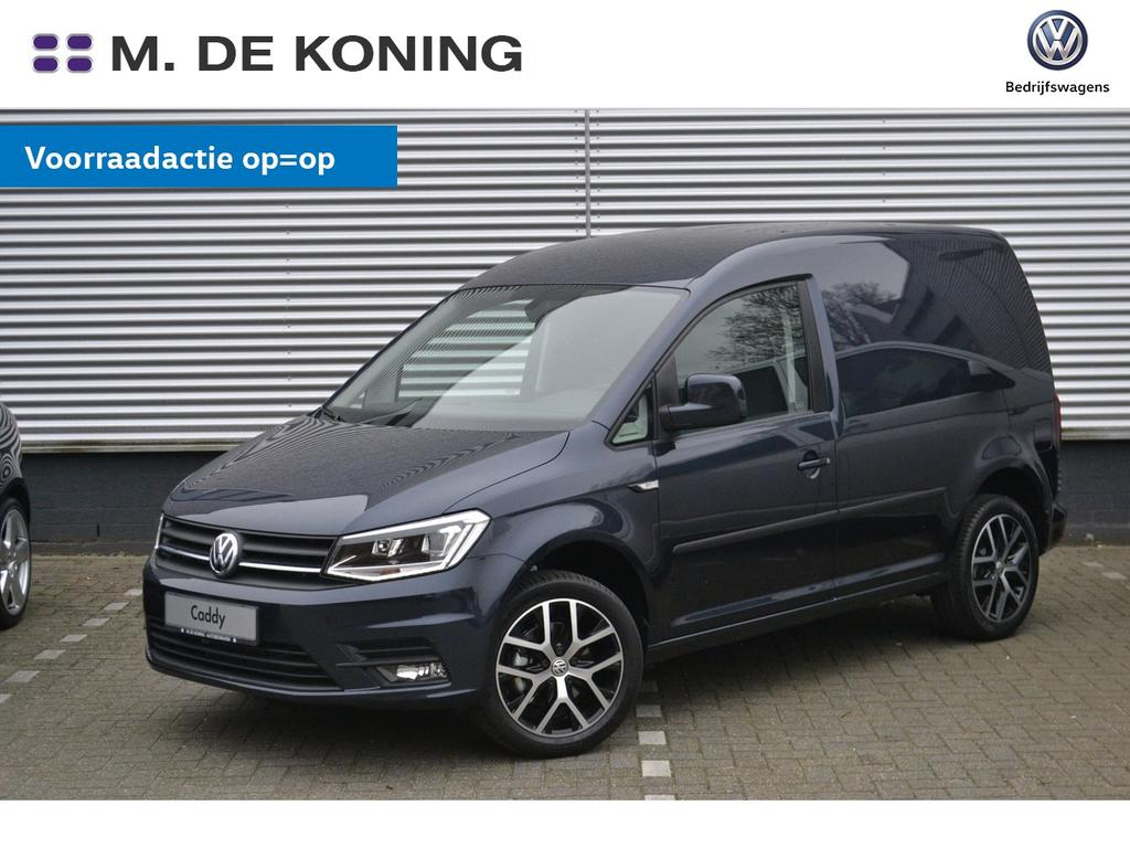 Volkswagen Caddy 2.0tdi 75pk exclusive edition 563326