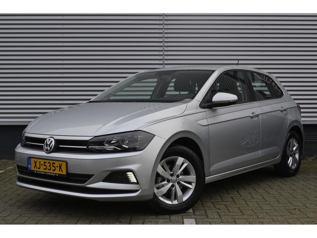 "Volkswagen Polo 1.0tsi/96pk comfortline · airco · ad.cruise control · 15""lm"