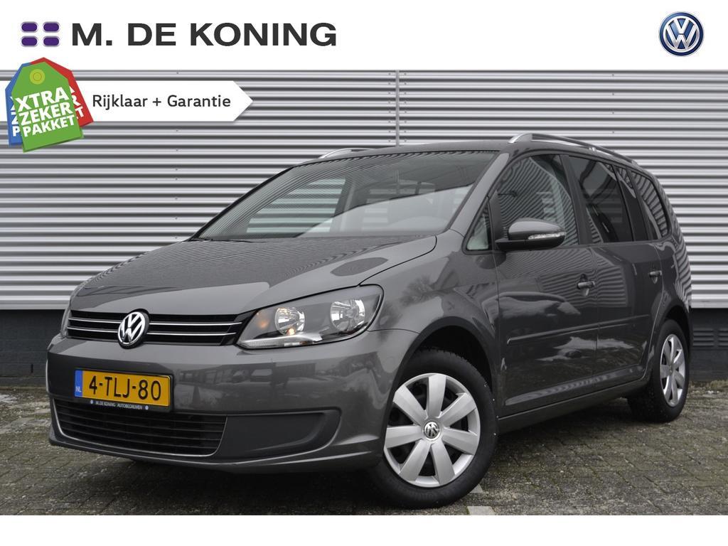 Volkswagen Touran 1.2tsi/105pk comfortline executive · navigatie · cruise control · parkeersensoren