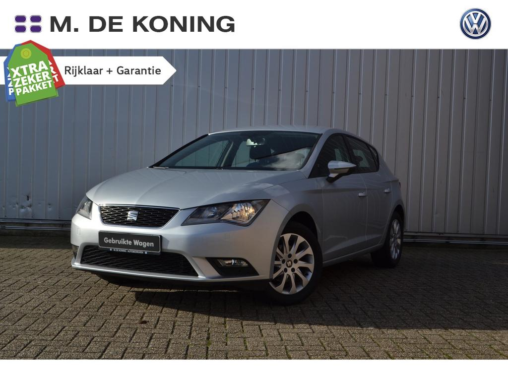 "Seat Leon 1.2tsi/105pk style · navigatie · cruise control · 16""lm"