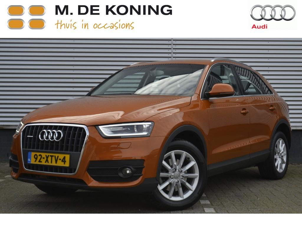 Audi Q3 2.0 tfsi quattro pro line xenon, navi