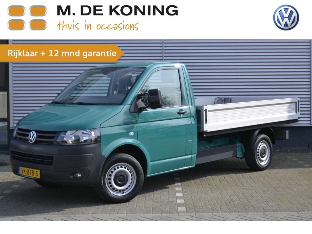 Volkswagen Transporter Pick-up 2.0tdi 140pk dsg l2