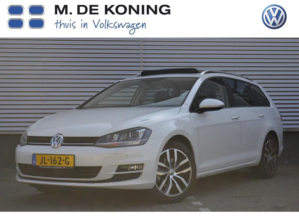 Volkswagen Golf Variant 1.6 tdi business ed. pan. dak xenon dynaudio