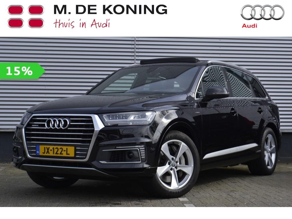 Audi Q7 3.0tdi e-tron quattro prem ed. 15% pan. dak