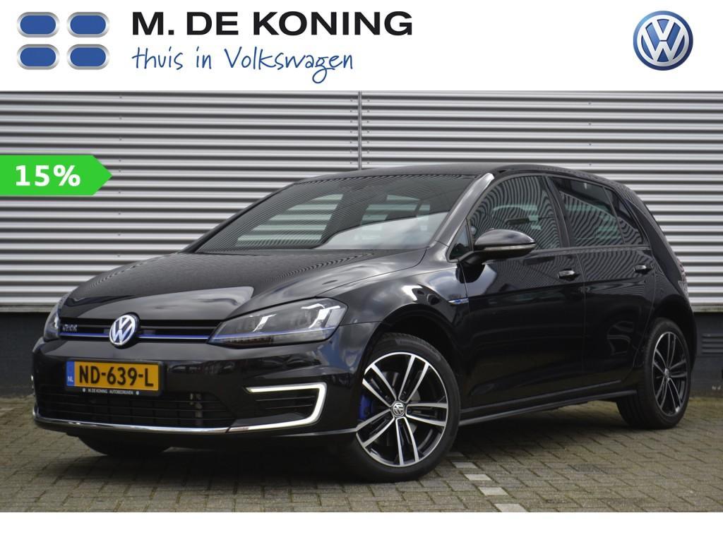 Volkswagen Golf Gte 204pk connected series 15%