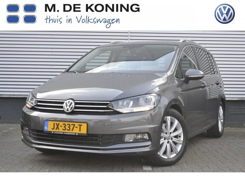 "Volkswagen Touran 1.4 tsi 150pk highline 7p executive navi, ecc, 17""lmv"