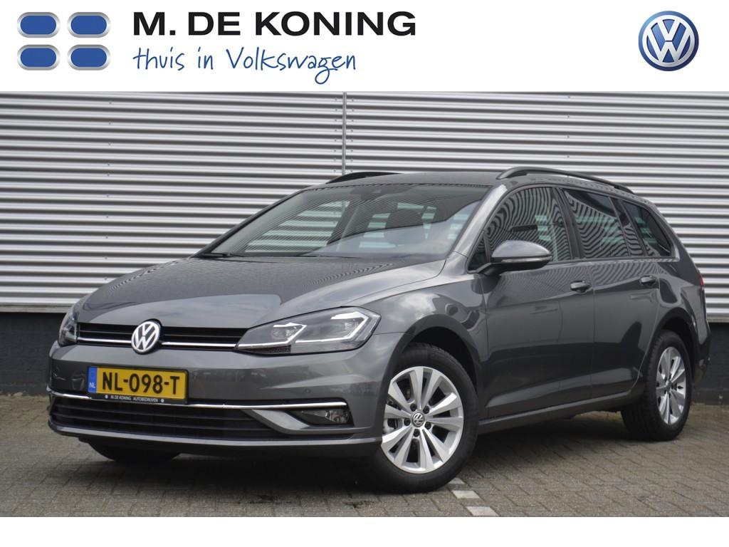 Volkswagen Golf Variant 1.6 tdi comfortline exe dsg led nw model navigatie, led koplampen