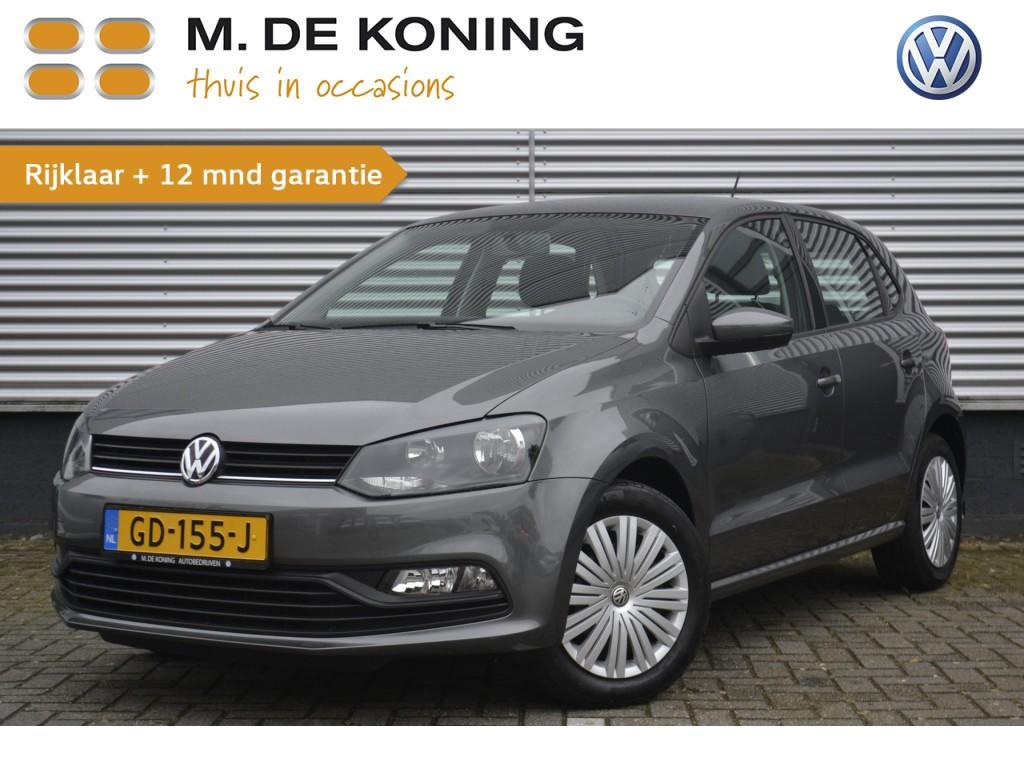 Volkswagen Polo 1.0 75pk trendline 5d