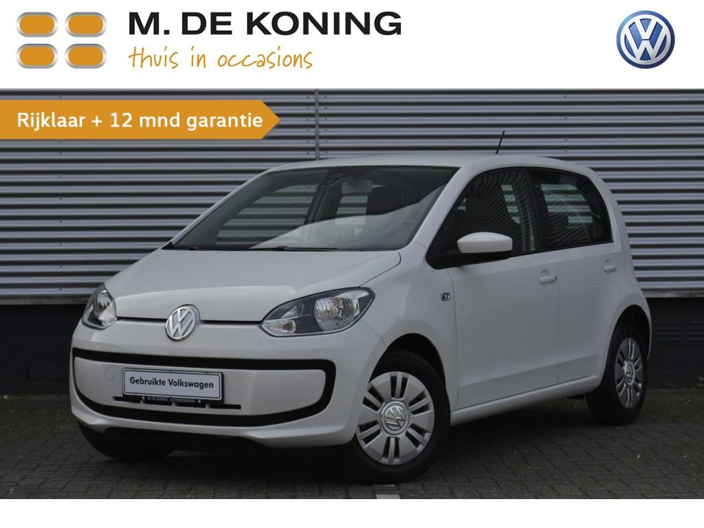 Volkswagen Up! 1.0 move up! aut. navigatie, pdc
