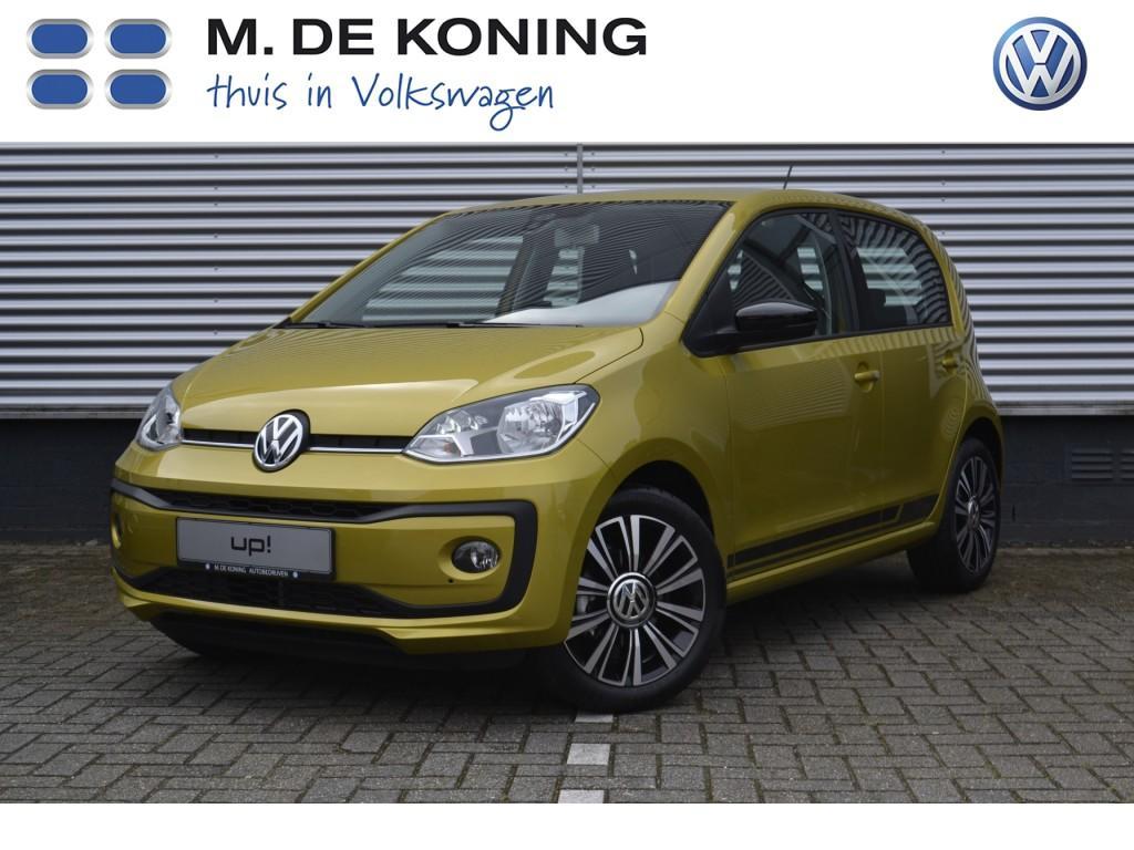 Volkswagen Up! High up! bluemotion 1.0/75pk