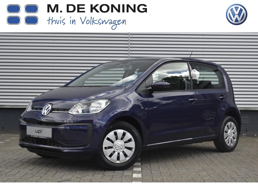 Volkswagen Up! (1) gp move up! bmt 4-deurs up! 1.0 44 kw / 60 pk hatchback 5 versn. hand