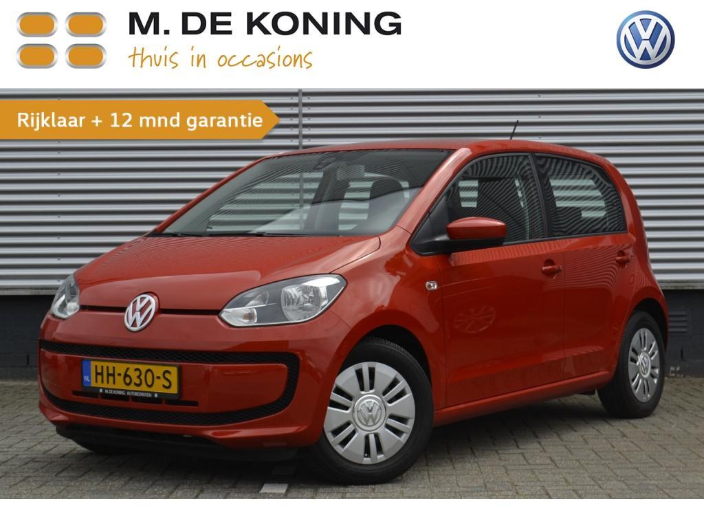 Volkswagen Up! 1.0 move up! bluemotion met navigatie