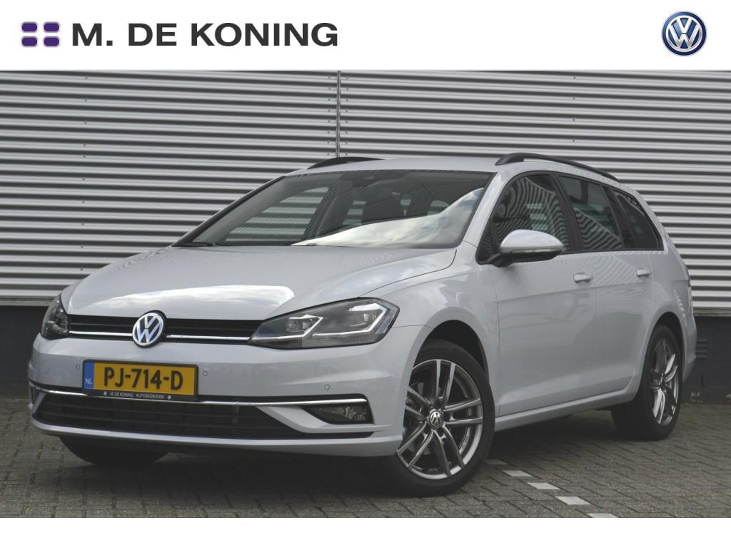 Volkswagen Golf variant 1.6 tdi comfortline dsg led
