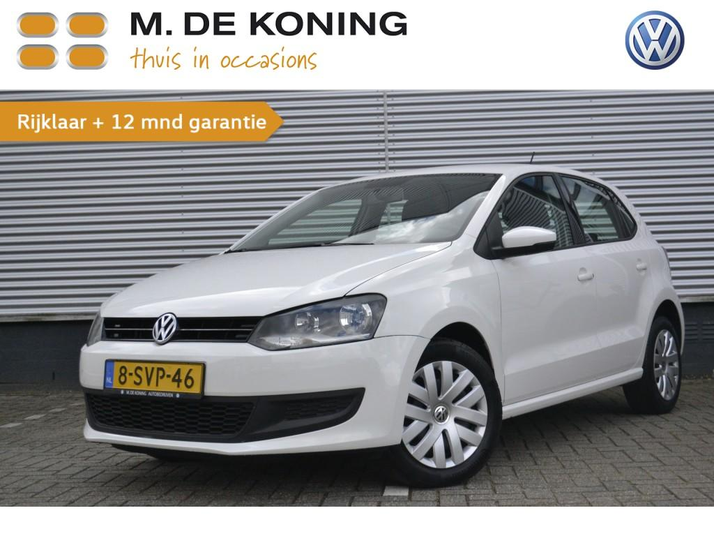Volkswagen Polo 1.2tsi 90pk 5drs edition