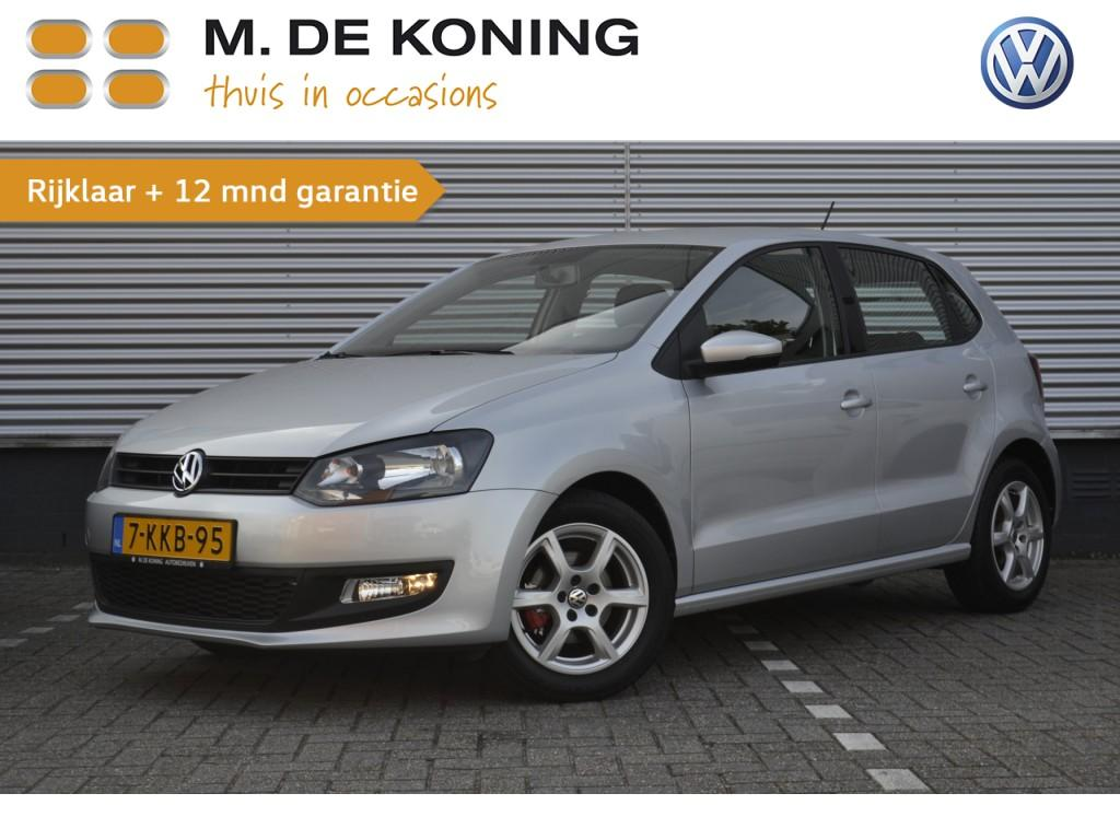 "Volkswagen Polo 1.2 tsi 90 pk, 15""lmv, airco"