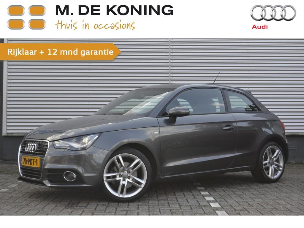 Audi A1 1.4 tfsi 122pk ambition pro line business xenon