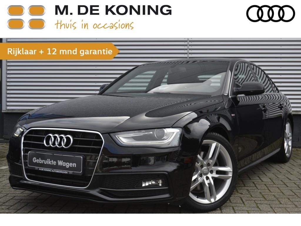 Audi A4 1.8 tfsi s edition 120pk navi, xenon, cruise control