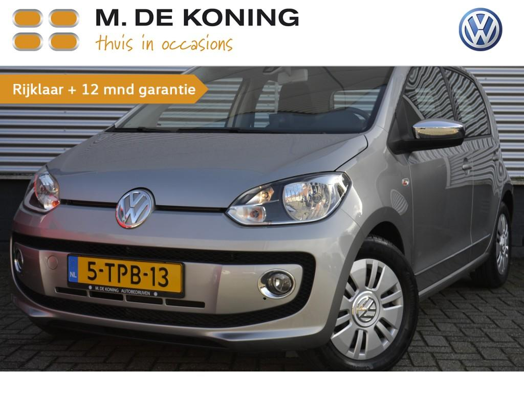 Volkswagen Up! 1.0 move up! 5d navigatie, airco, cruise control