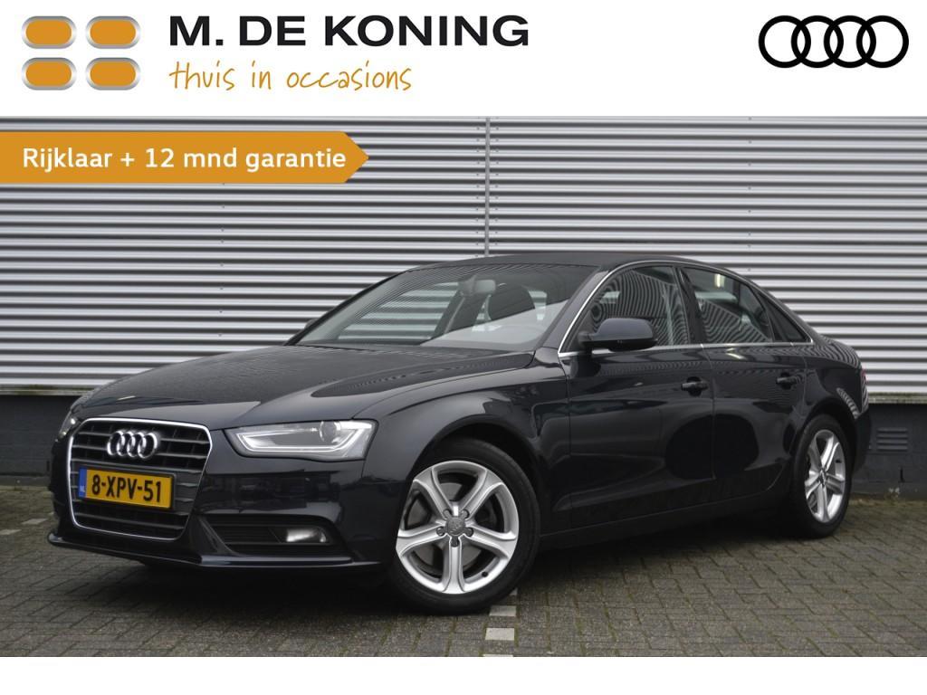 Audi A4 1.8 tfsi business edition 170pk navigatie, xenon, pdc, cruise control