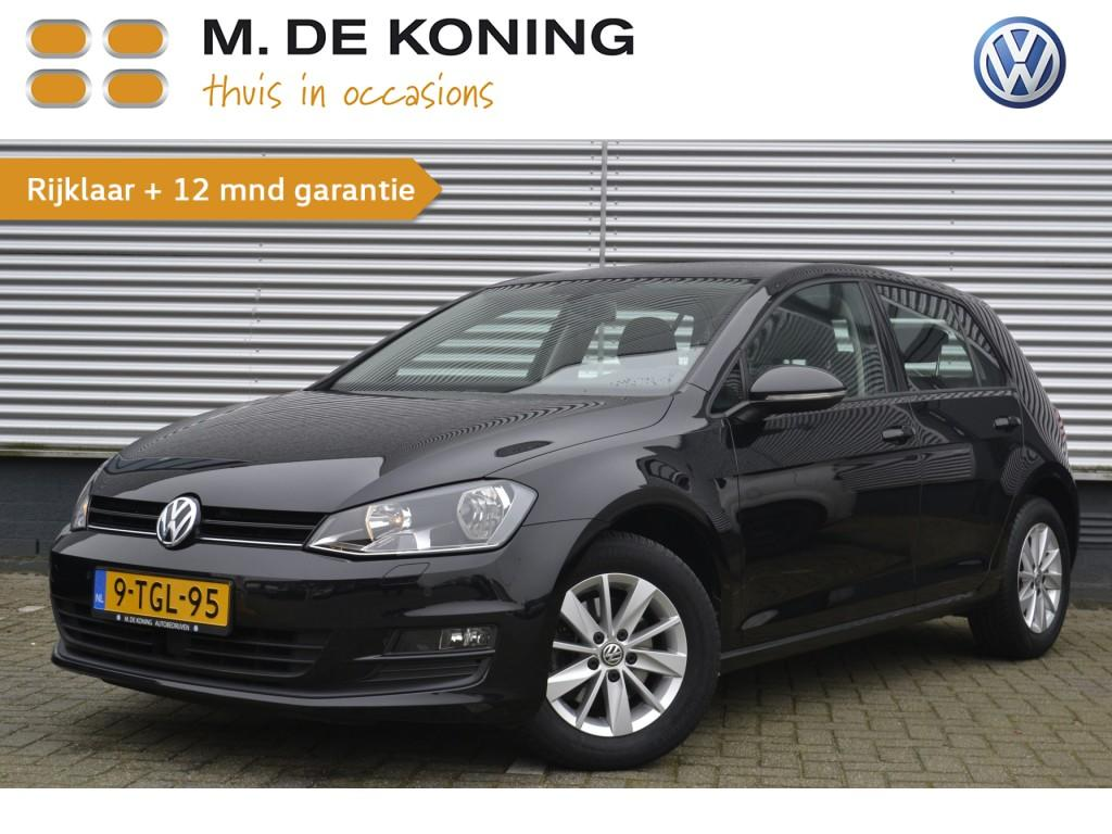 """Volkswagen Golf 1.2 tsi cool&sound navigatie, ad.cruise control, pdc, 15""""lm"""