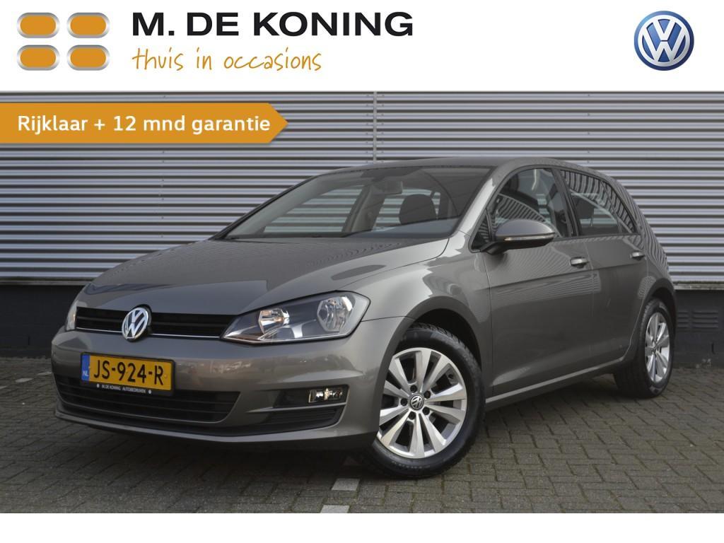 "Volkswagen Golf 1.2 tsi trendline auto.airco., mistlampen, 16""lm"