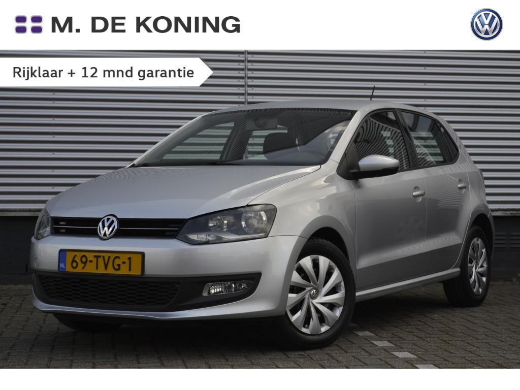 Volkswagen Polo 1.2tsi/90pk comfortline 5d · cruise control · airco · mistlampen