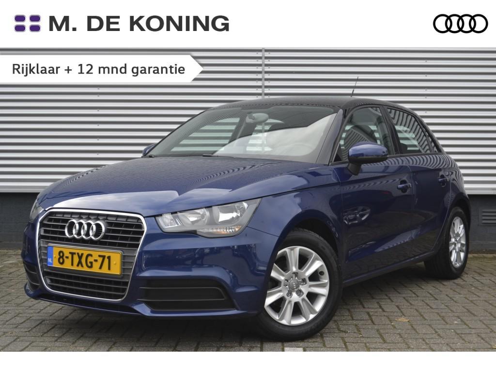 Audi A1 Sportback 1.2tfsi/86pk attraction pro line business · navigatie · cruise control · airco