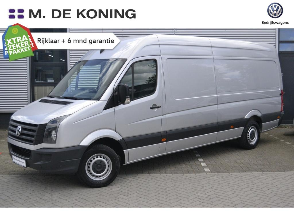 Volkswagen Crafter 35 2.0tdi 136pk l3h2