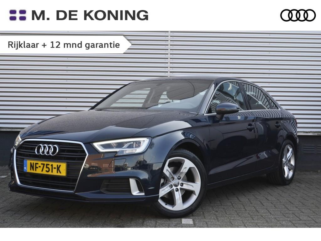 "Audi A3 Limousine 1.0 tfsi sport lease edition led, navigatie, cruise control, pdc, 17""lm"