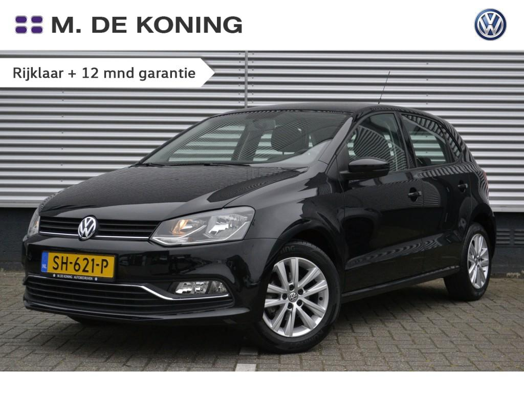 Volkswagen Polo 1.0/75pk comfortline · cruise control · airco