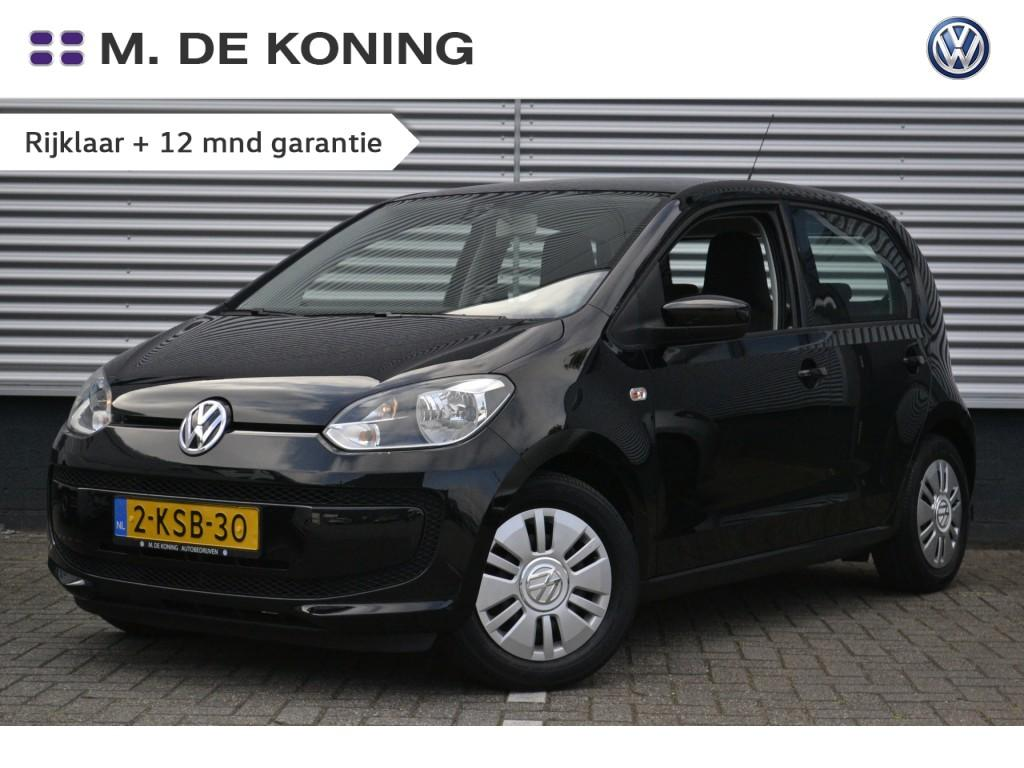 Volkswagen Up! 1.0/60pk move up executive · navigatie · pdc · cruise control