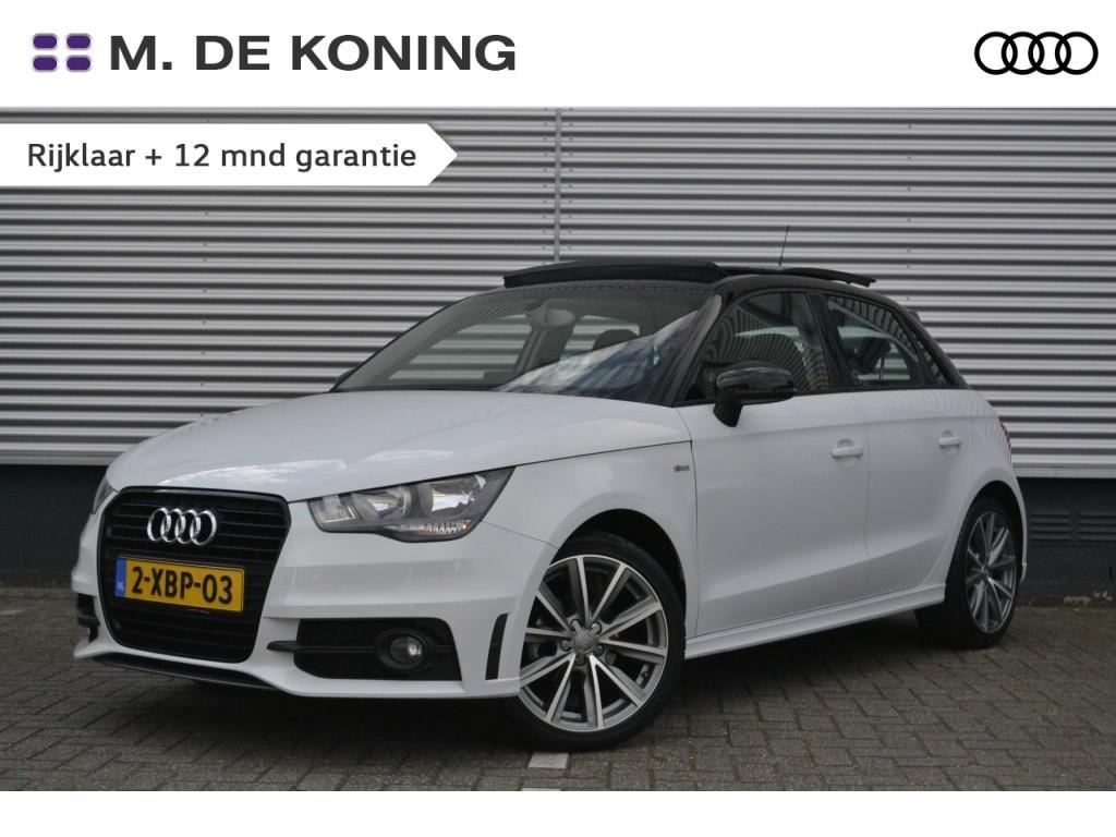 Audi A1 1.2tfsi/86pk admired sportback · pan.dak · navigatie · cruise control
