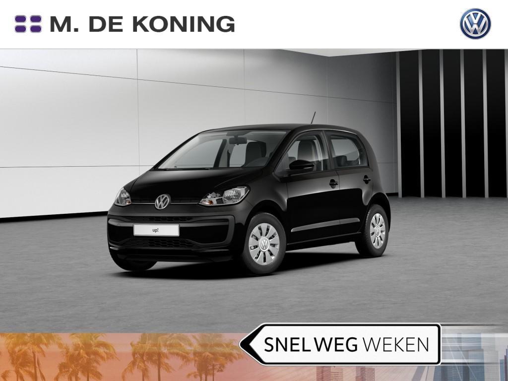 Volkswagen Up! 1.0/60 pk move up! · airco · dab+ radio · brake assist