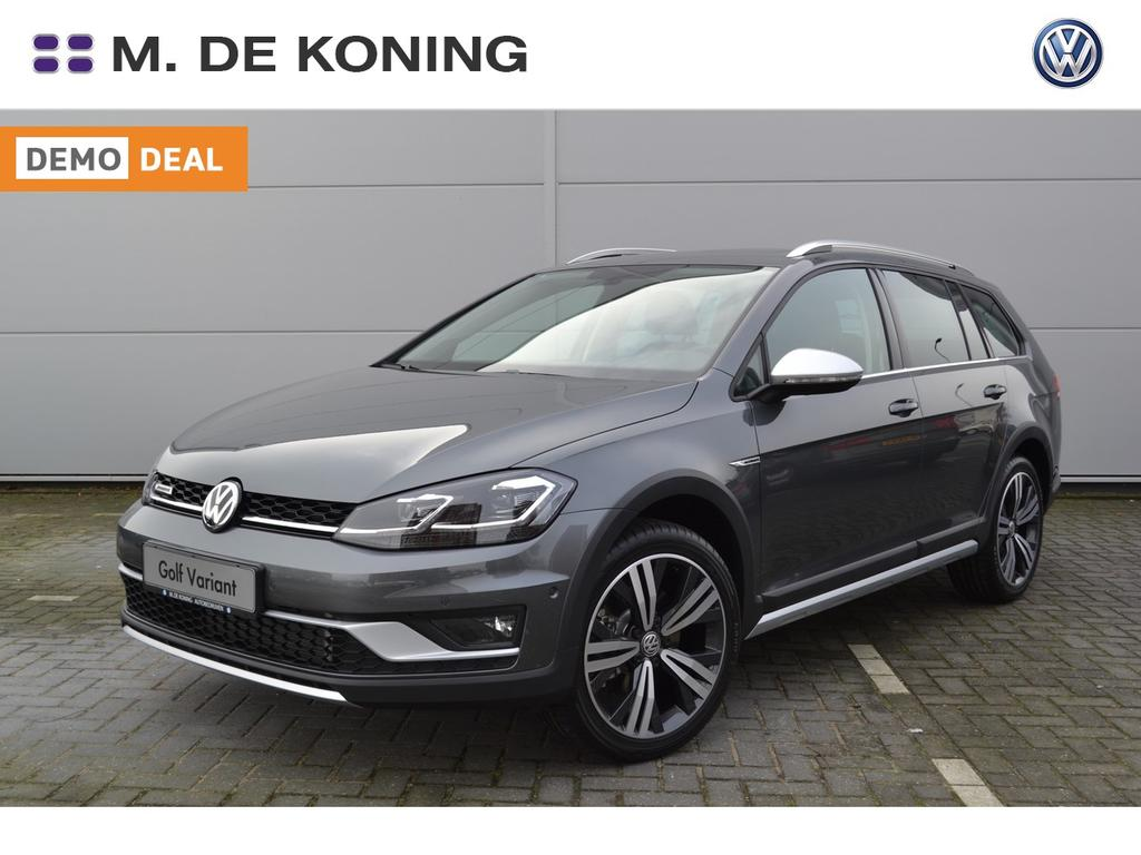 Volkswagen Golf Alltrack 1.8tsi/180pk · trekhaak · dynaudio · adaptive cruise control