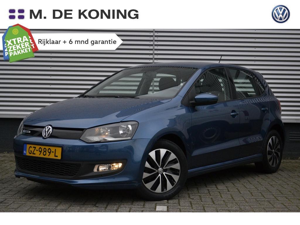 Volkswagen Polo 1.0tsi/96pk edition · airco · mistlampen · cruise control