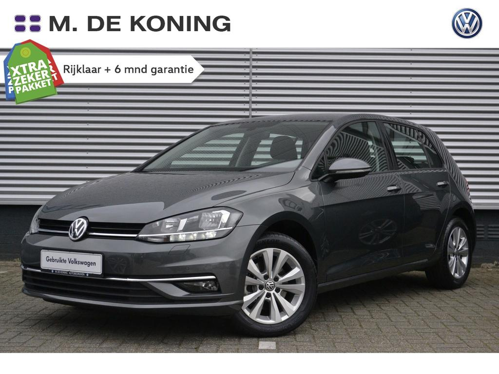 Volkswagen Golf 1.4tsi comfortline dsg · ad.cruise control · dab · stoelverwarming