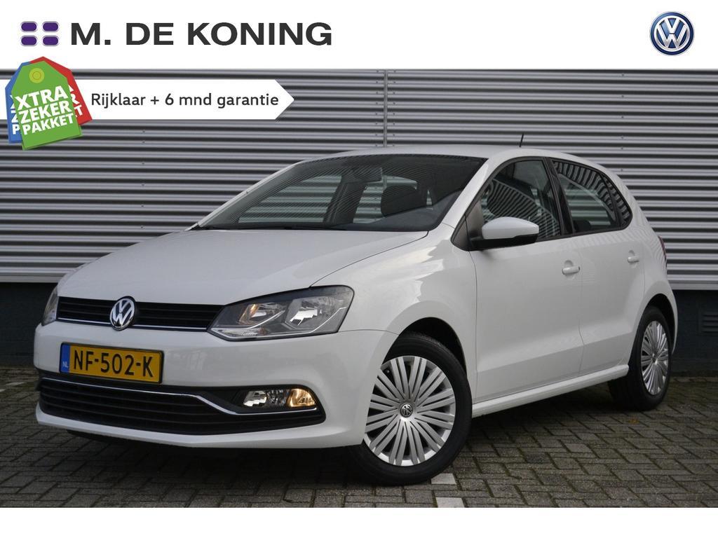 Volkswagen Polo 1.2tsi/90pk comfortline executive · airco · cruise control · mistlampen