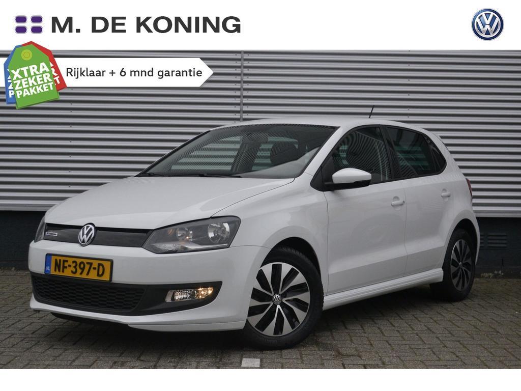 Volkswagen Polo 1.0tsi/96pk edition · cruise control · airco · mistlampen