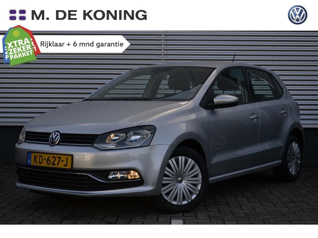Volkswagen Polo 1.0/75pk edition · airco · cruise control