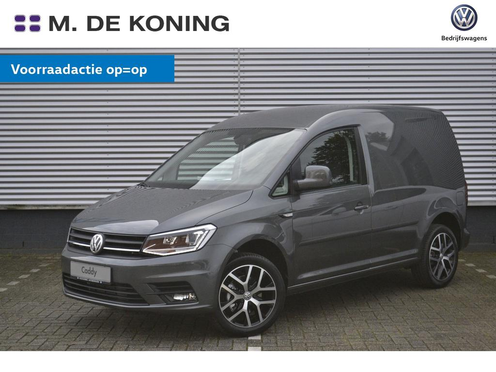 Volkswagen Caddy 2.0tdi 75pk exclusive edition 563332