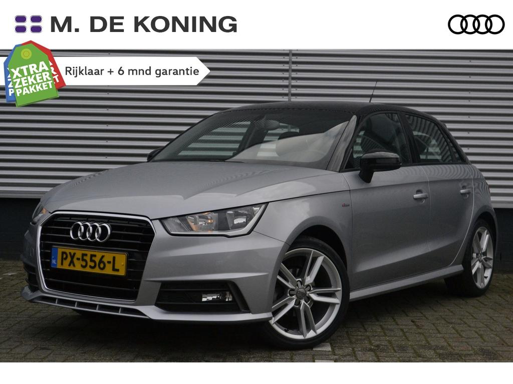 Audi A1 Sportback 1.0tfsi/96pk adrenalin · navigatie · airco · cruise control