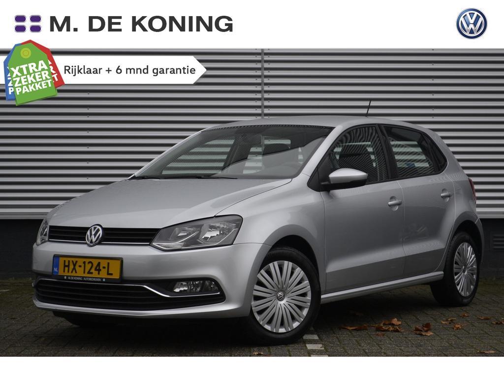 Volkswagen Polo 1.2tsi/90pk comfortline executive + · navigatie · airco · cruise control