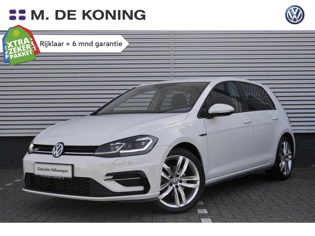 Volkswagen Golf 1.5tsi/150pk highline r-line dsg · r-line · led · ad.cruise control