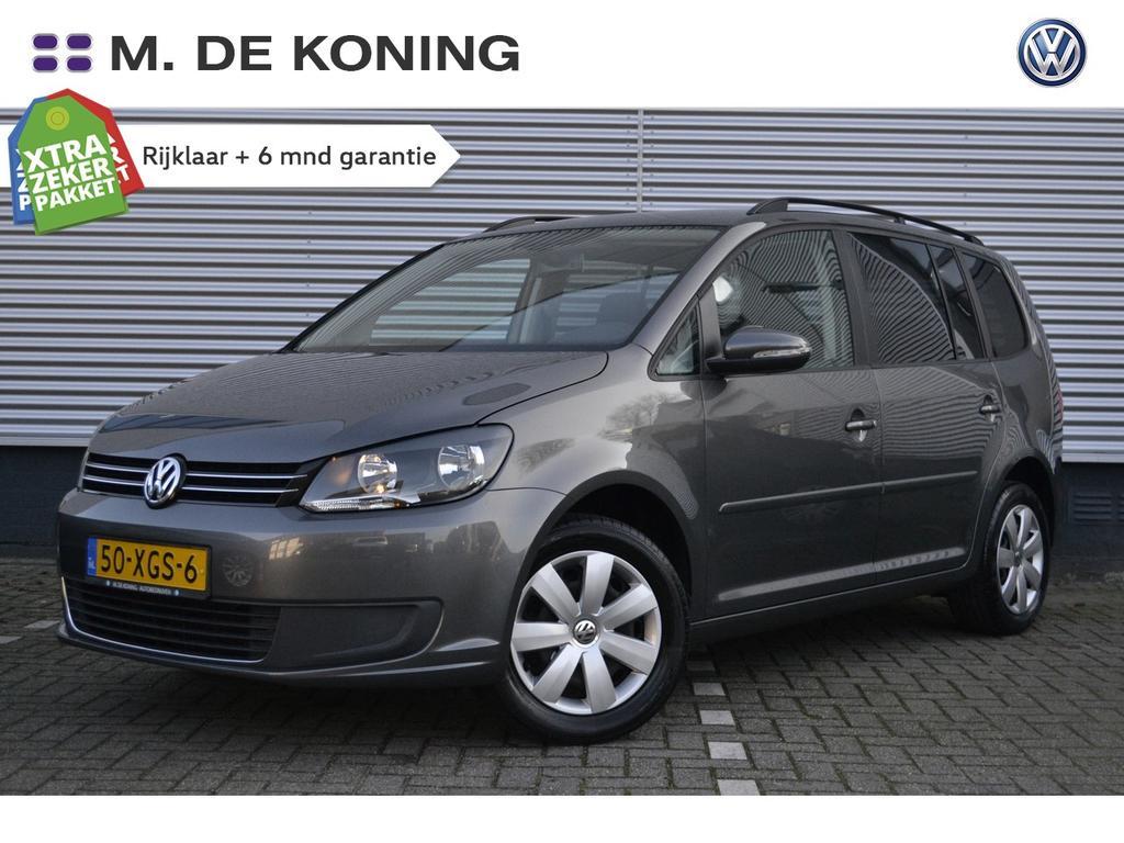 Volkswagen Touran 1.2tsi/105pk comfortline executive 7p. · navigatie · cruise control · parkeersensoren