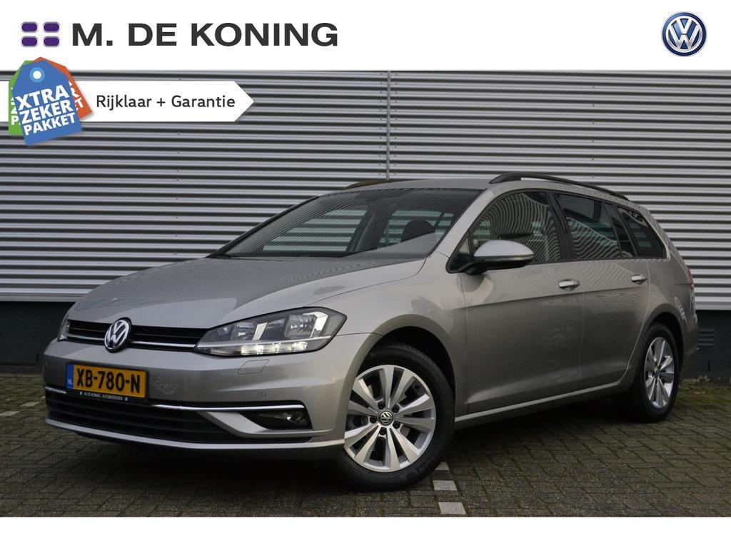 Volkswagen Golf Variant 1.4tsi/126pk comfortline dsg · navigatie · cruise control · stoelverwarming