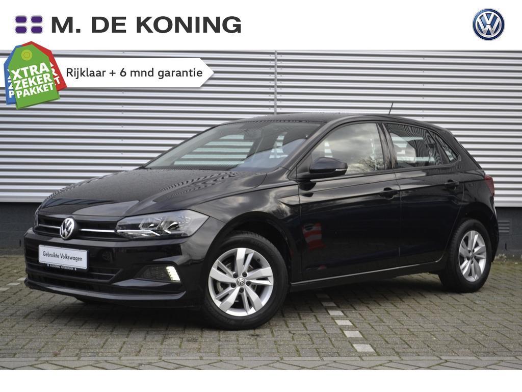 Volkswagen Polo 1.0tsi/95pk comfortline · app.connect · ad.cruise control ·  airco