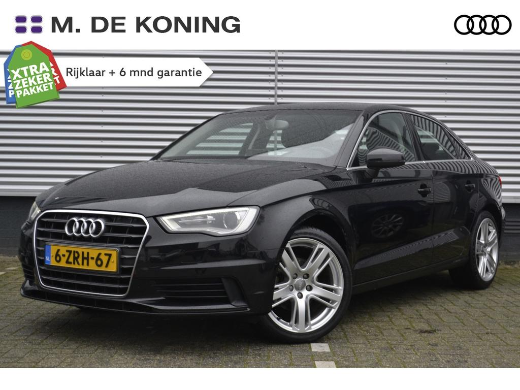 Audi A3 Limousine 1.4tfsi/126pk attraction pro line plus · xenon · cruise control · navigatie