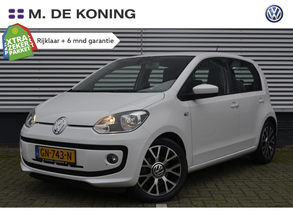 Volkswagen Up! 1.0/60pk high up executive · navigatie · airco · cruise control